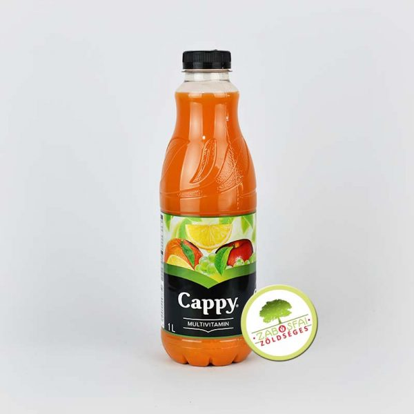 Cappy Ice Fruit Multivitamin 1L
