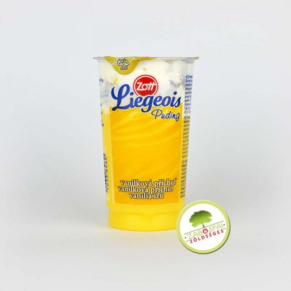 zott liegeois-vanilia