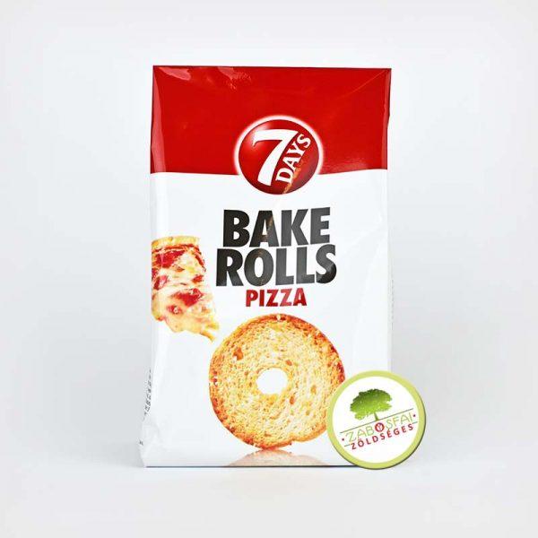 bake rolls-pizza