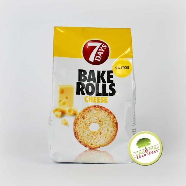 Sajtos Bake Rolls
