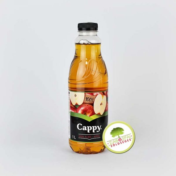 Cappy Ice Fruit - 100% Almalé
