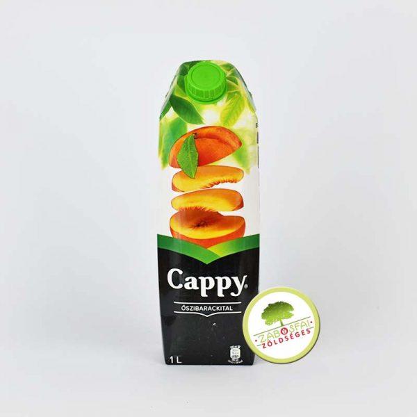 Cappy Őszibarack 1L