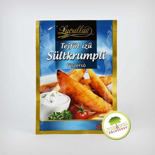 Lucullus tejfölös sültkrumpli