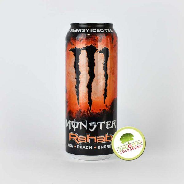 Monster Energiaital Rehab barackos