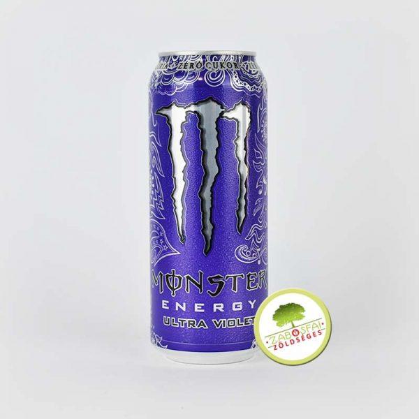 Monster Energiaital Ultra Violet