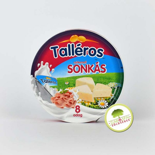 Talléros Sonkás sajt