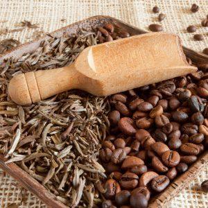 Kávé, tea, kakaó
